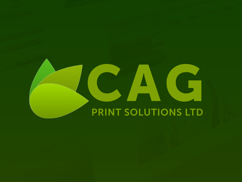 New CAG Print Solutions Website!